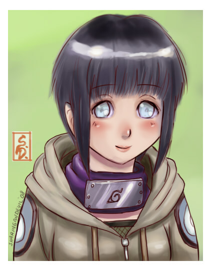 lil' hinata by sharingandevil