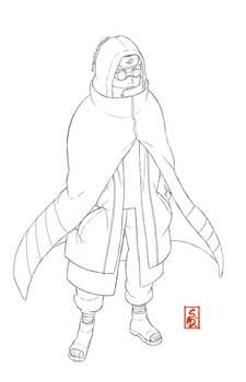 lineart: Shino