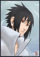 sasuke's MS by sharingandevil