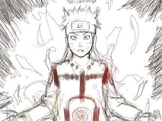 Super Naruto oekaki