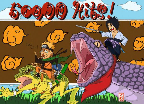 50K kiriban: ch 356 parodies by sharingandevil