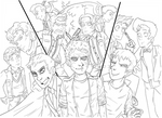 Superwholock Project WIP