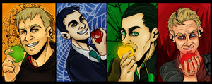 The Apples of Discord