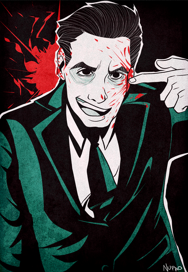 Halloween: Jim Moriarty by nupao
