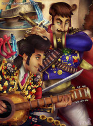 I will wait-The Book of life