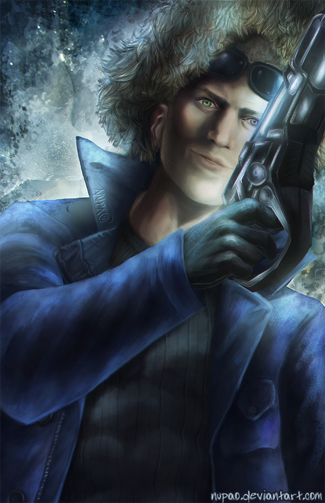 Captain Cold by nupao