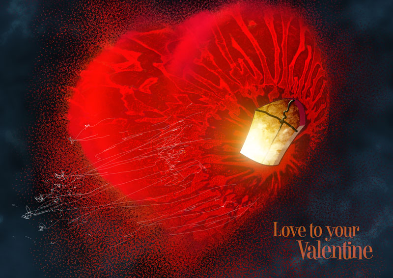 Valentine #15 by Chenn