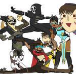 Draw The Squad Meme [Overwatch]