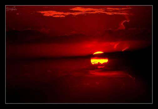 The Sun is setting, run now...