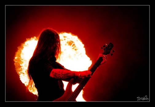 Fiery Metal