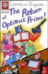 Return of Prime CiD cover
