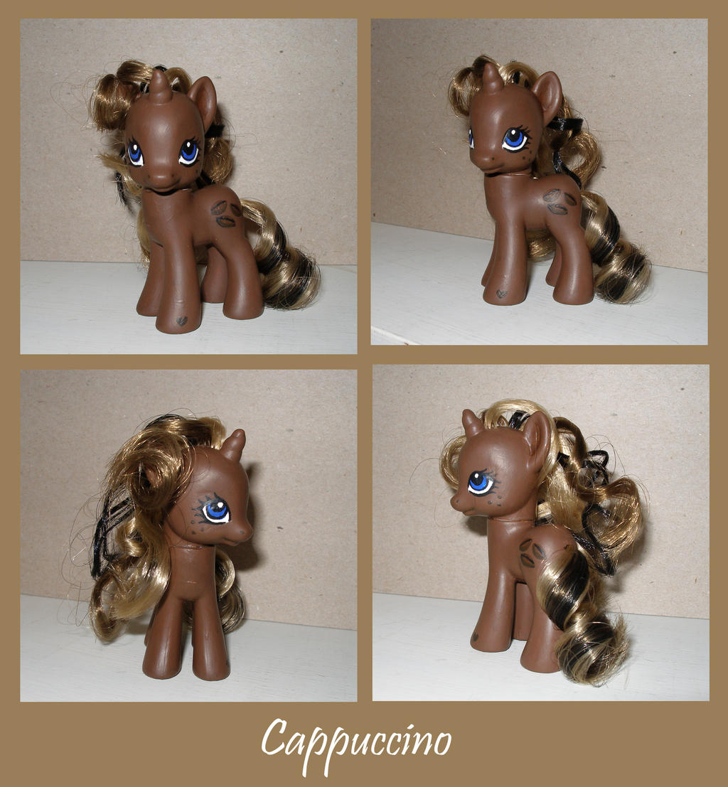 Cappuccino by crawdadEmily