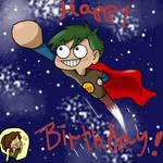 Happy Birthday Super - Isy!