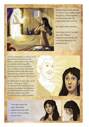 The Birth of Jesus Christ the Messiah - (page 1) by CherryIsland