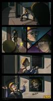 Zelda TP Comic - At Agitha's Castle