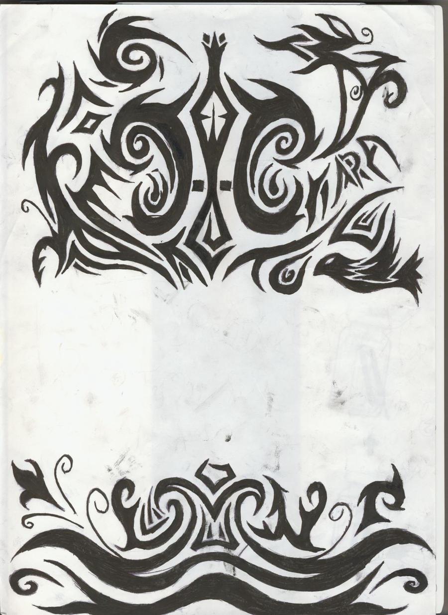 cousins tattoo design by blackhood65 on deviantart. Black Bedroom Furniture Sets. Home Design Ideas