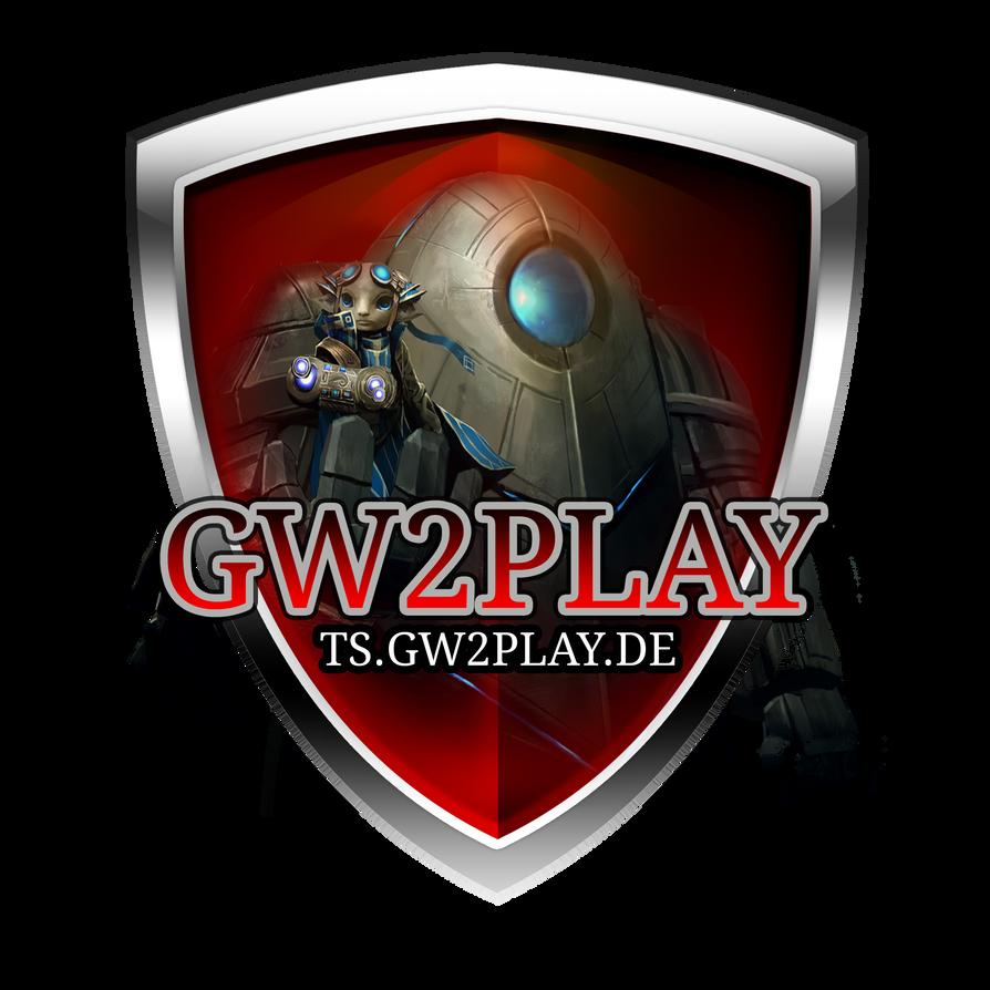 GW2Play Logo by LunaAlexiel