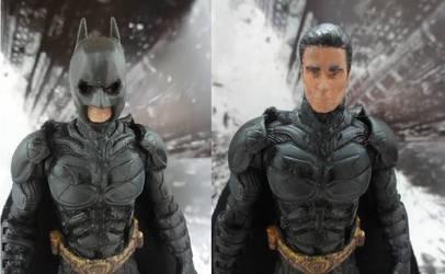 Batman custom closeup shots by Jedd-the-Jedi