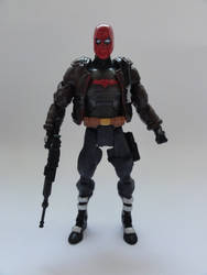 Red Hood custom action figure by Jedd-the-Jedi