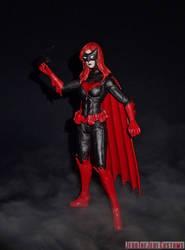 Batwoman custom action figure by Jedd-the-Jedi