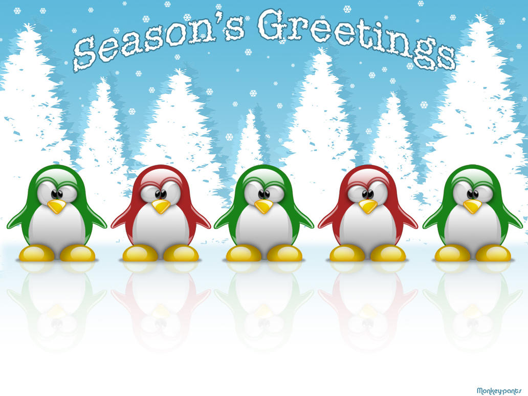 Seasons greetings by monkey pants on deviantart seasons greetings by monkey pants kristyandbryce Choice Image
