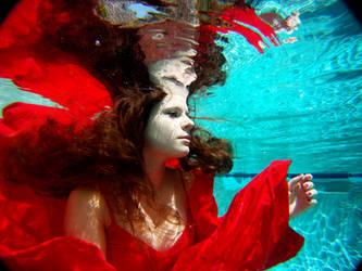 Underwater Tulip by Jbeanss