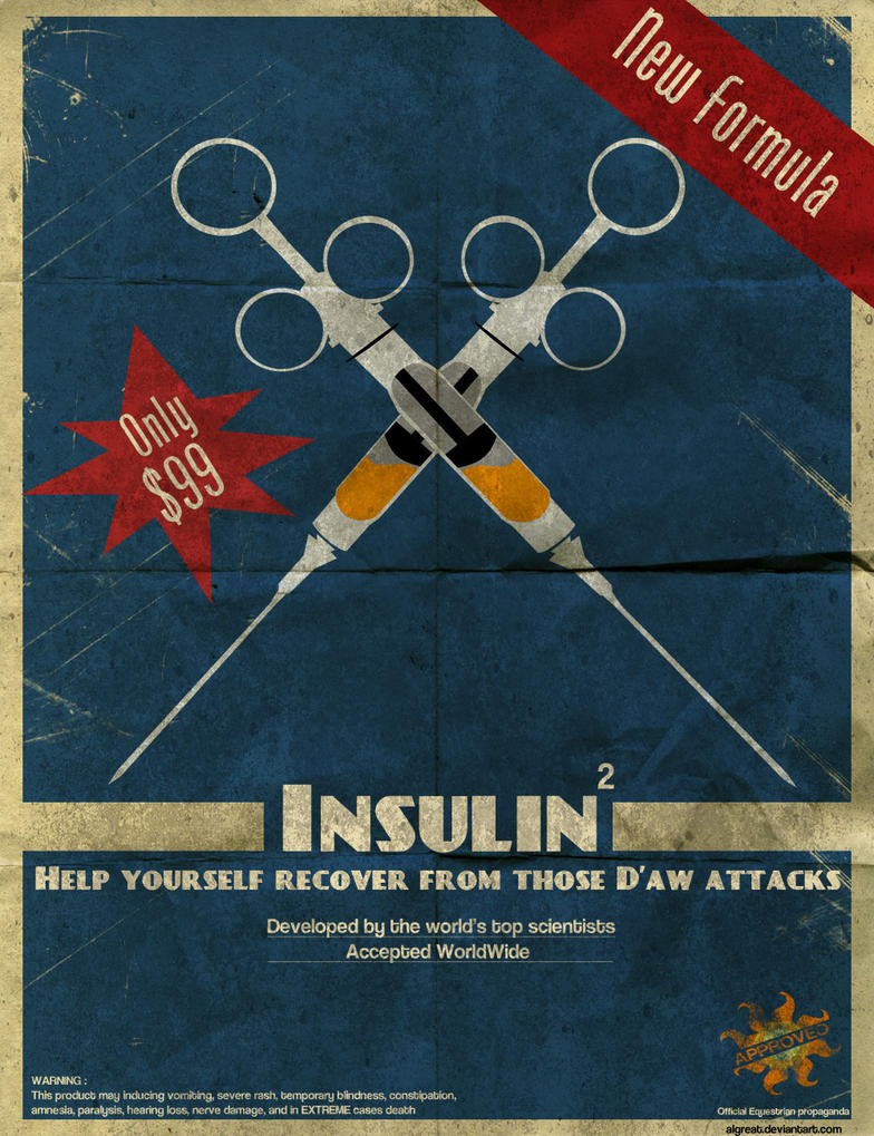 Insulin by algreat