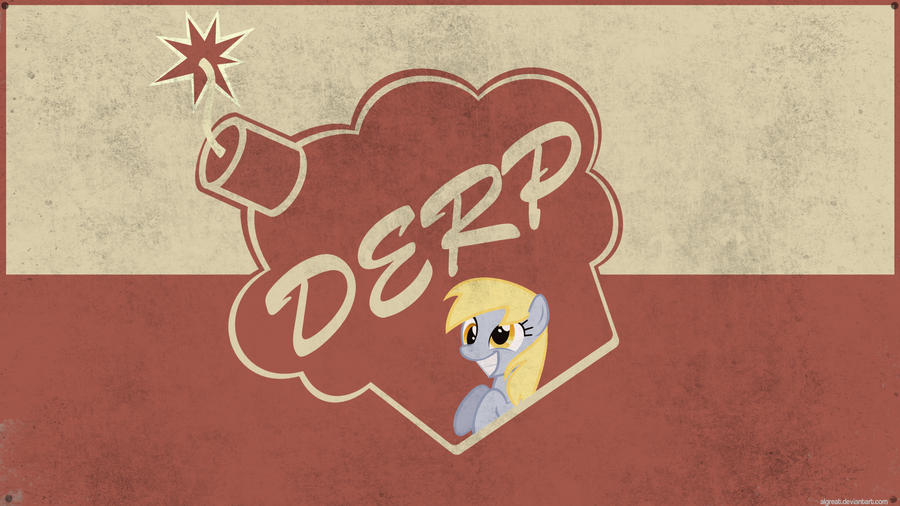 Derp wallpaper by algreat