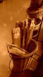 Baguette Basket by uneek35