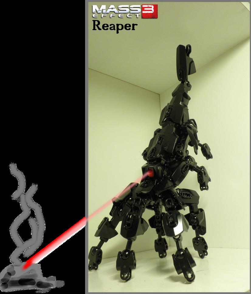 Reaper From Mass Effect 3 by gk733 on DeviantArt