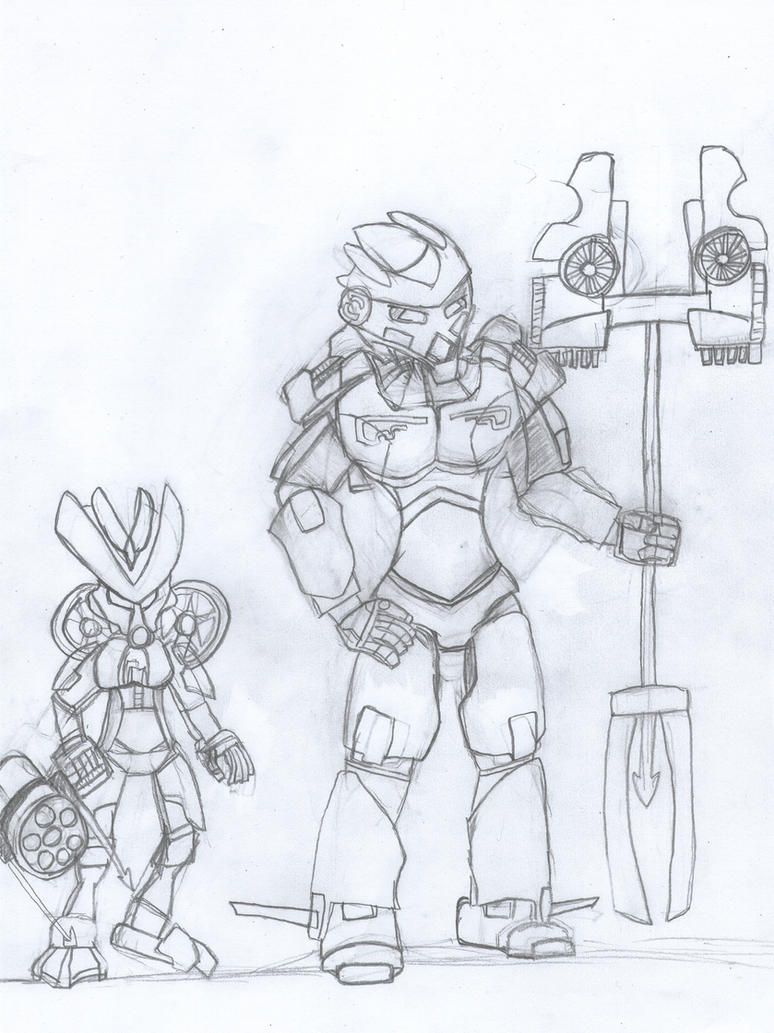 bionicle coloring pages to print coloring page with bionicle