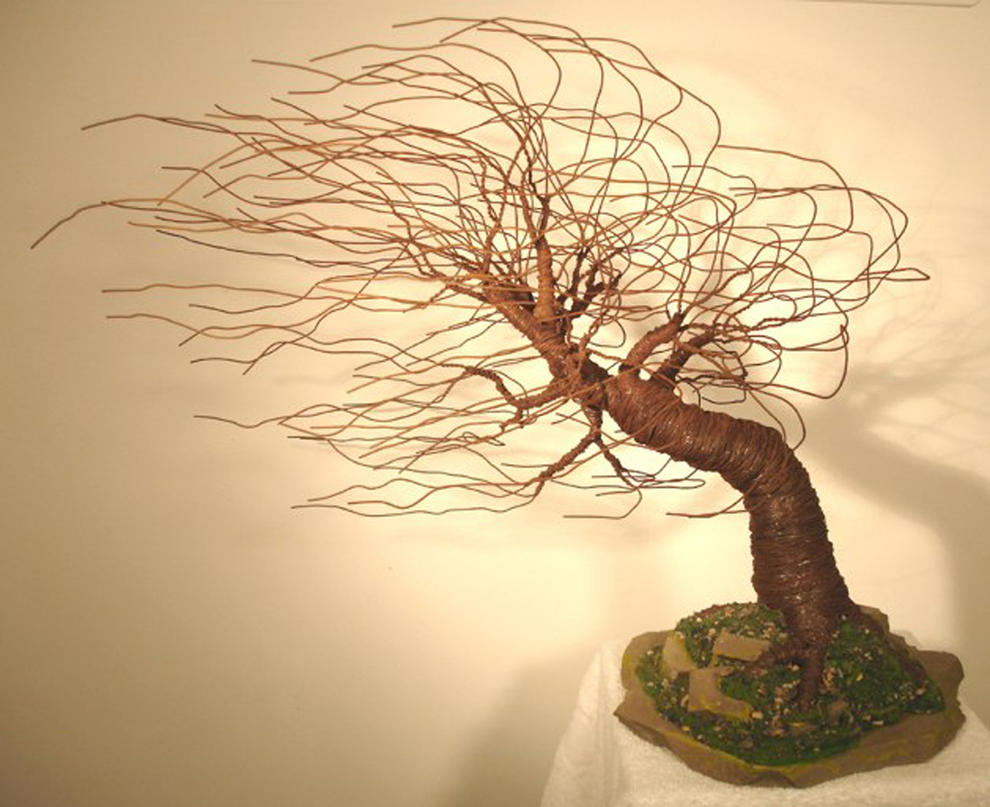 Dry Tree Decoration