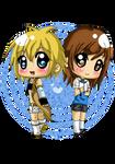 BTL: Chibi Sisters