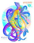 Mermay #8 Squid