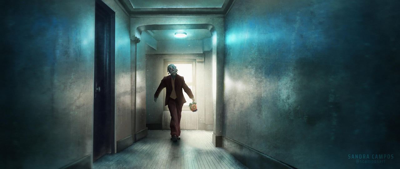 Joker scene