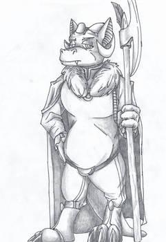 Warlord Krro'Gaath