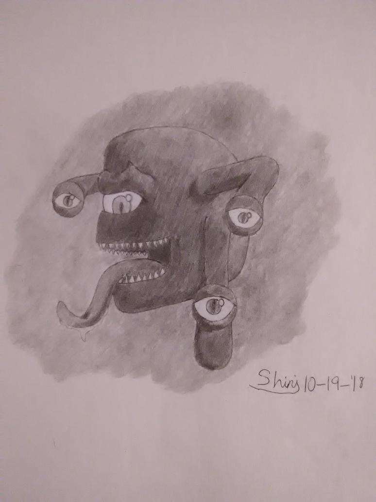 Spectator by shinigami1717