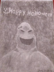 Oogie Boogie by shinigami1717
