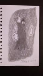 Little Ghosty by shinigami1717
