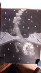 Christmas Dragon (request) by shinigami1717