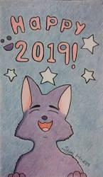 New Year 2019 by shinigami1717