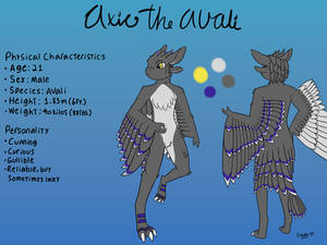 [Commission] Axio the Avali