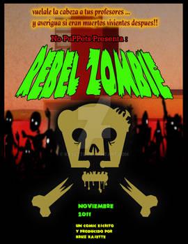 Rebel zombie nuevo comic