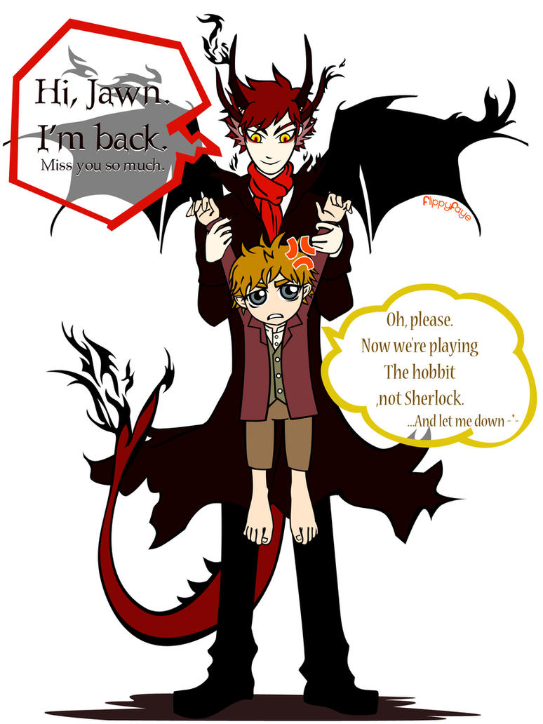 Harry Potter and Hobbit Crossover  FanFiction