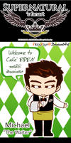 SPN : Cafe Eden