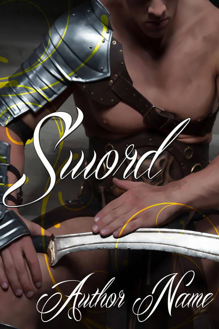 SWORD stock BOOK COVER by asharceneaux