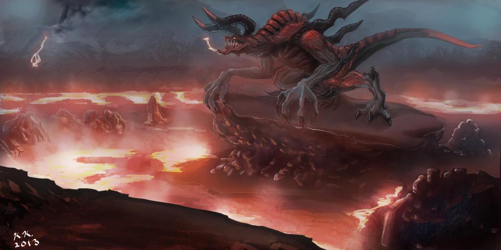 Final Fantasy Ifrit Wallpaper Final-fantasy-14-ifrit...