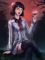vampiress by raimy329