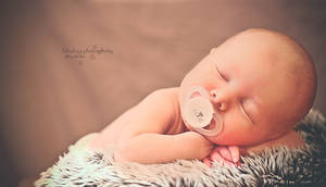 IN lovely sleep by Burder