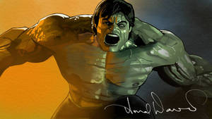 INCREDIBLY YOURS - THE HULK